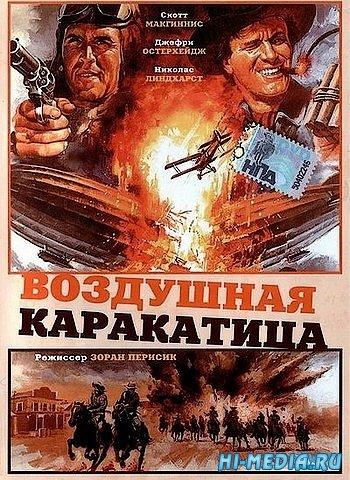 Воздушная каракатица / Sky Bandits (1986) DVDRip