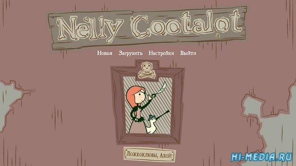 Nelly Cootalot: Spoonbeaks Ahoy! HD (2021) RUS