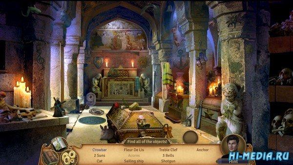 Faircroft's Antiques 4: The Forbidden Crypt Collector's Edition (2021) ENG