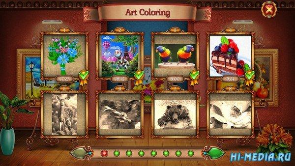 Art Coloring 2 (2021) ENG
