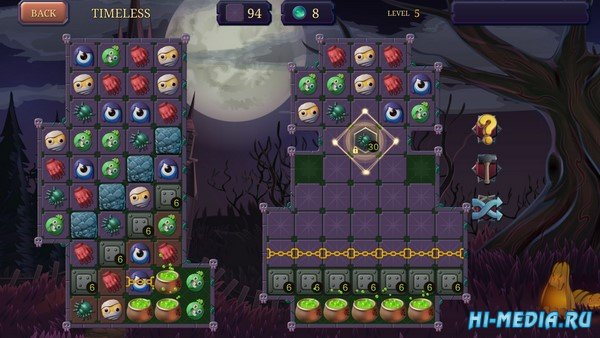 Halloween Trouble 3 Collector's Edition (2021) ENG